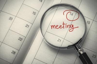 De olho na Agenda de Reuniões e Eventos ABRAREC