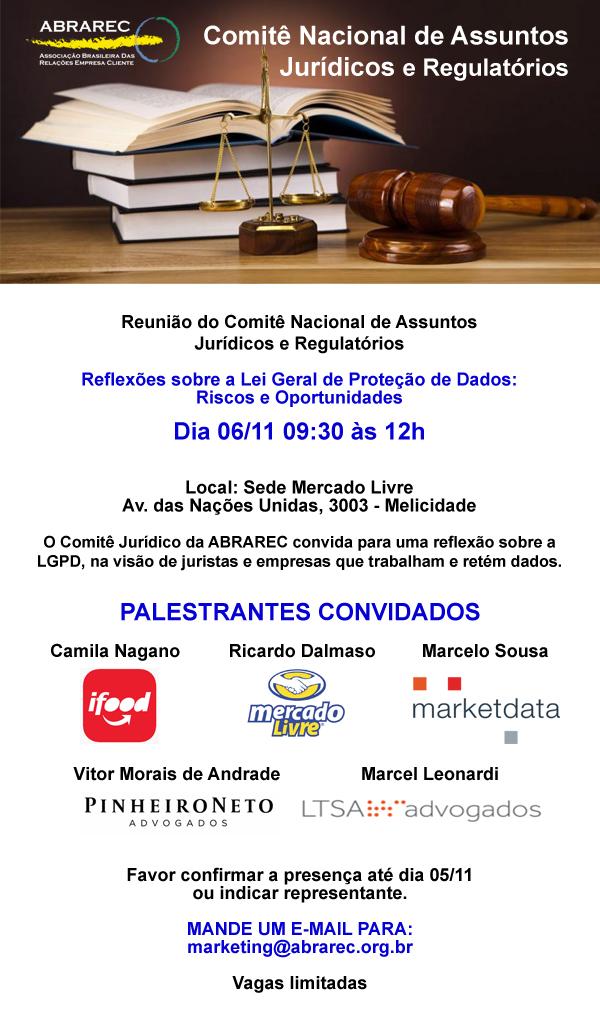 convite juridico