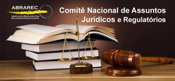 DATA ALTERADA: Reunião do Comitê Nacional de Assuntos Jurídicos e Regulatórios
